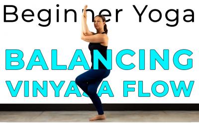 Beginner Yoga Balance Flow