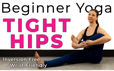 Yoga for Tight Hips for Beginners